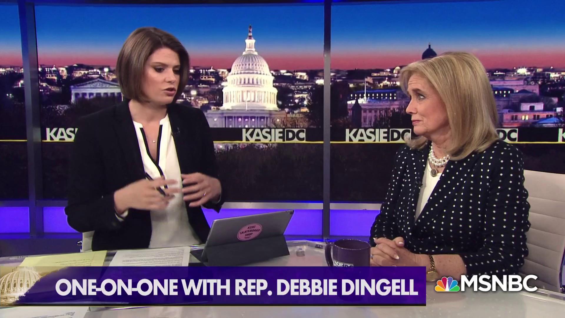 Rep  Debbie Dingell a 'Debbie Downer' on a Democratic midterm wave