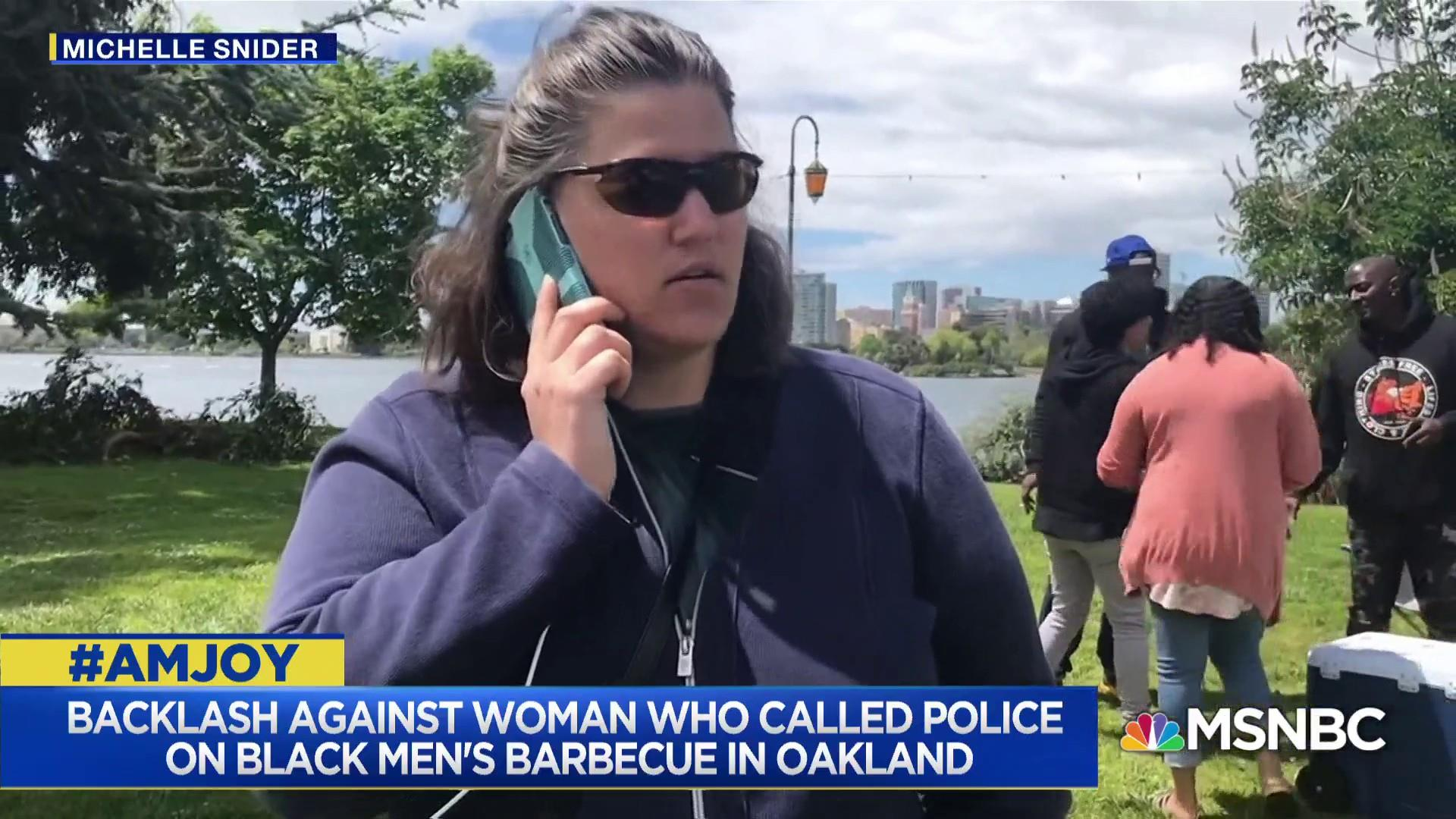 This week in racism: Barbecuing while black