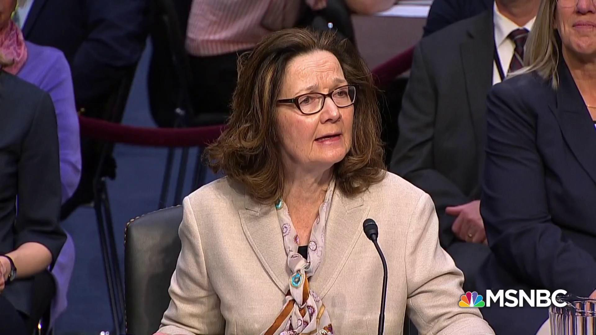 How Gina Haspel destroyed evidence of the CIA's torture program