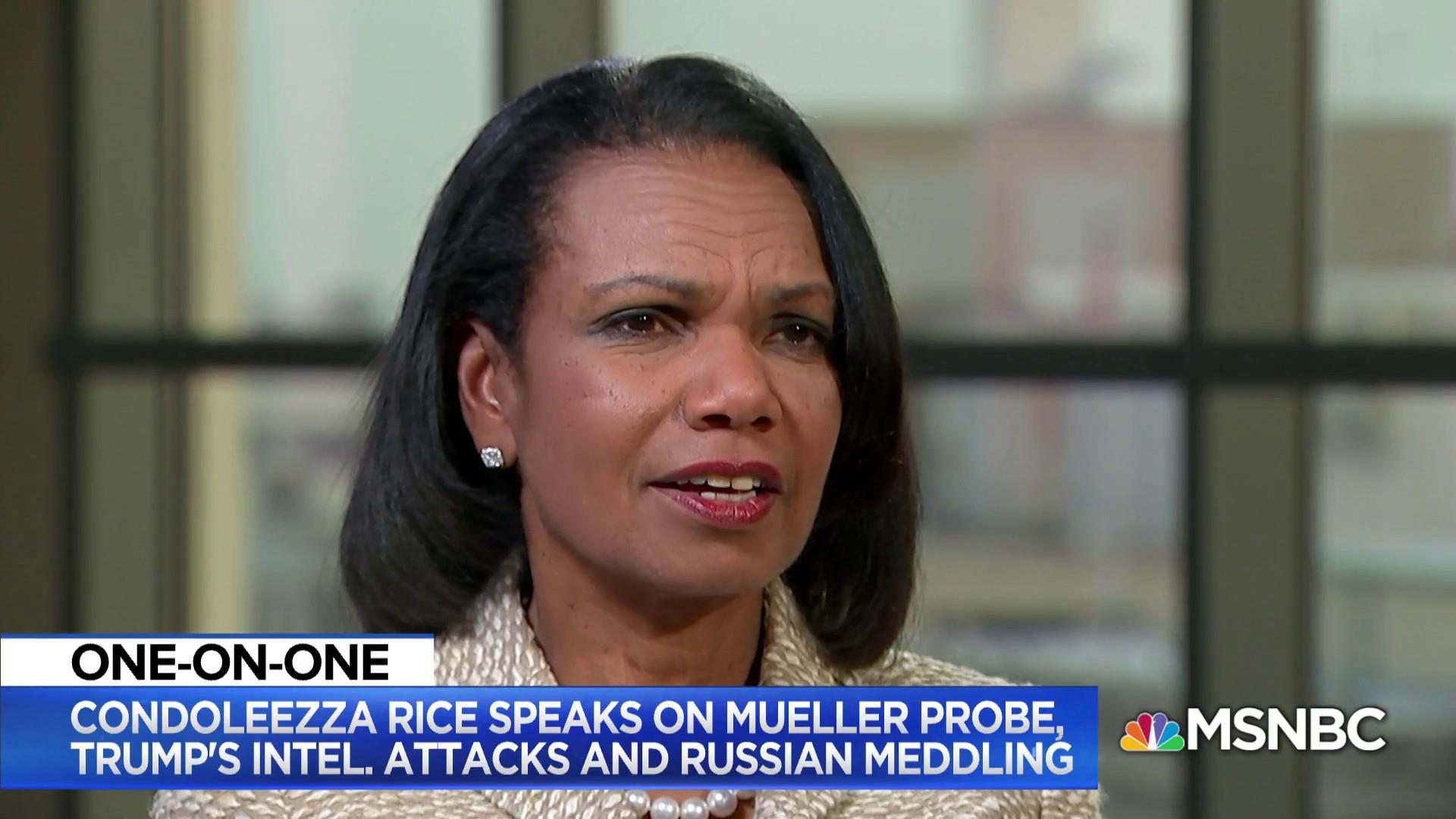 Rice: I think Mueller 'will play it straight'