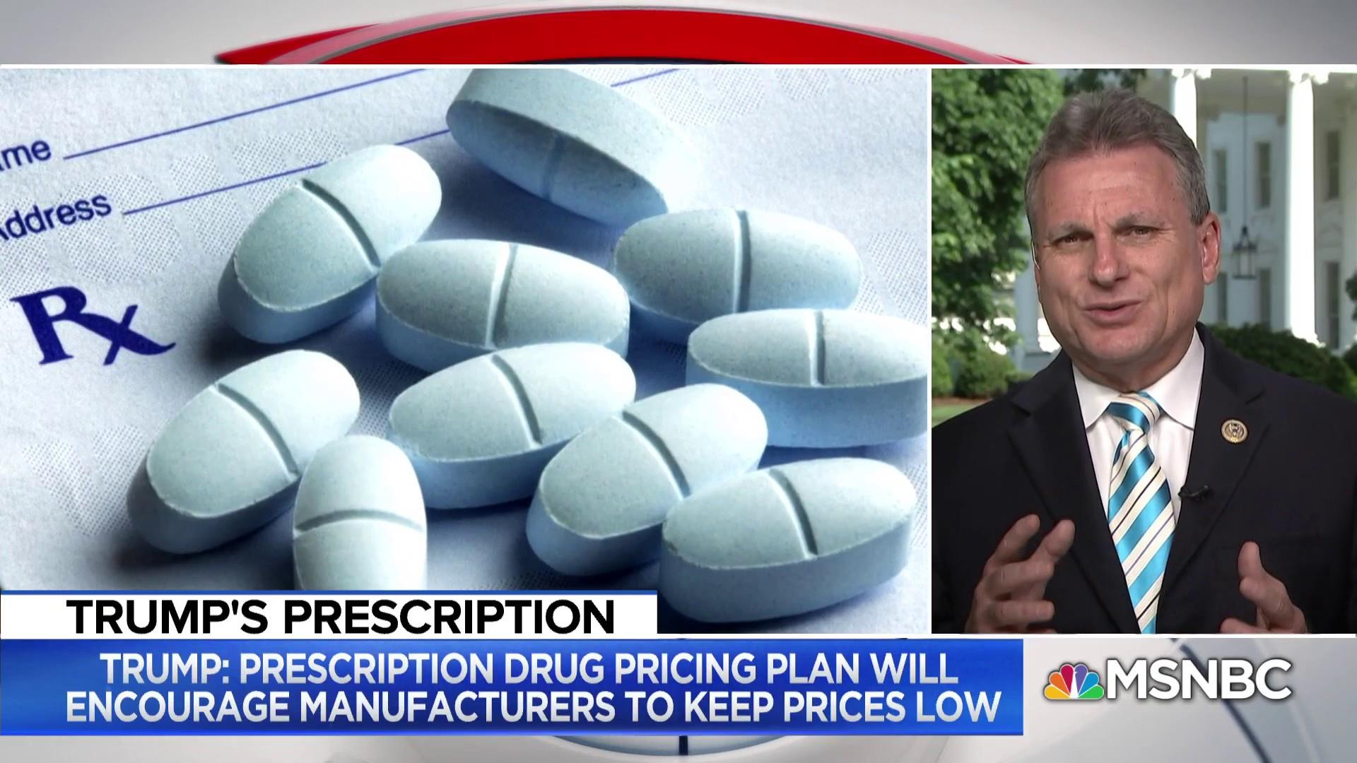 Only Pharmacist in Congress: 'Great day for American consumers'