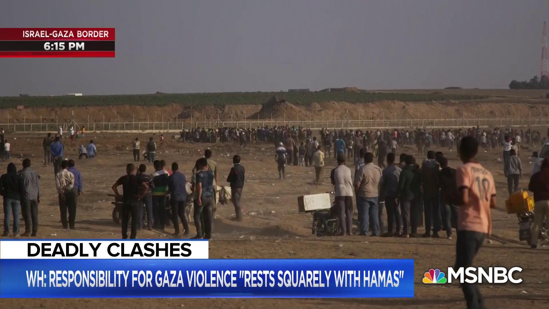 Bobby Ghosh explains why the US should care about Gaza