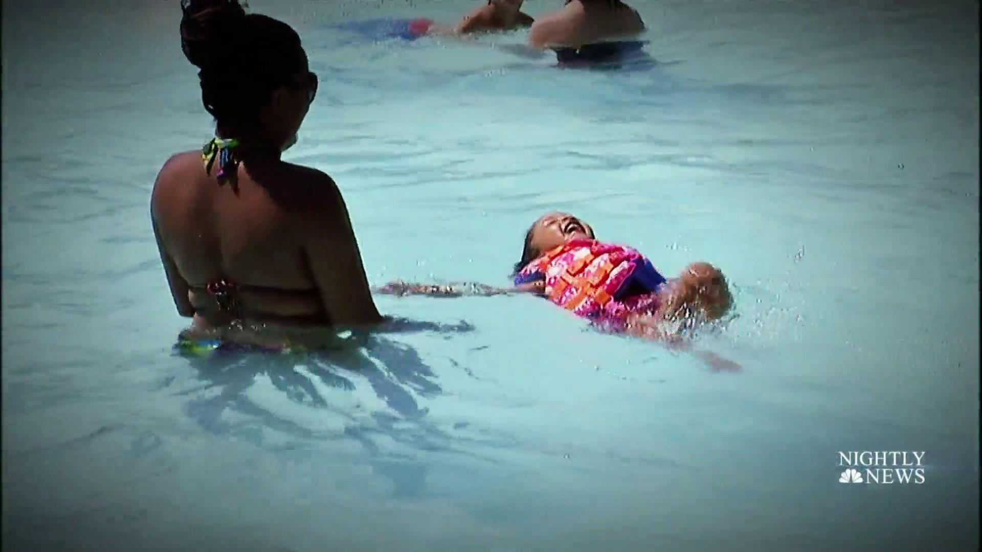 Cold water shock drowning and how to prevent it