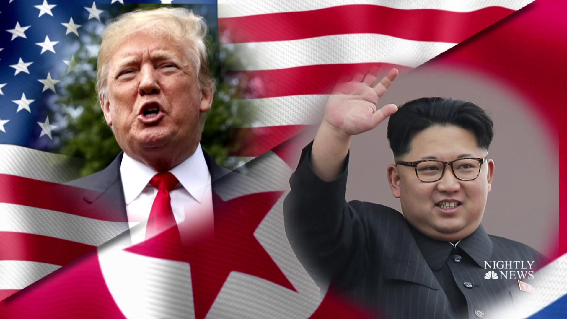 Trump Calls Off Summit With North Koreas Kim Jong Un