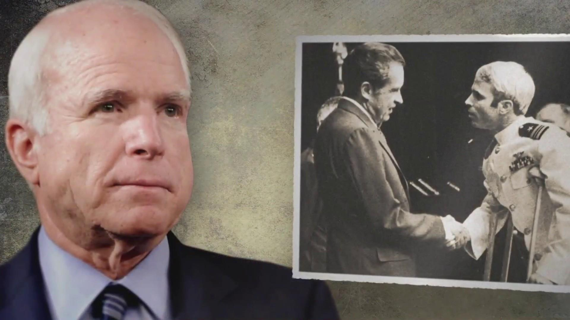 Lawmaker anger builds after White House aide mocks 'dying' McCain