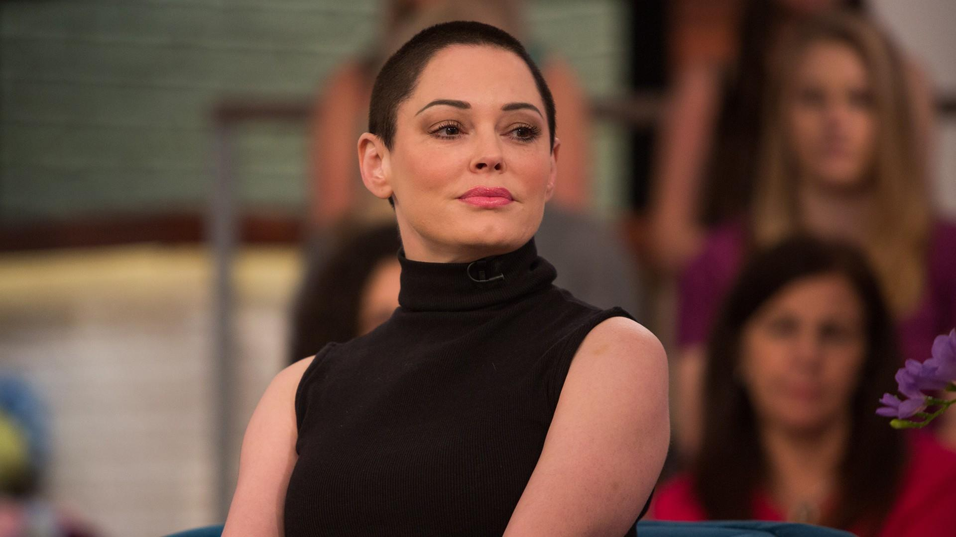 229af89a3e53 Rose McGowan on Harvey Weinstein arrest   I didn t believe this day ...