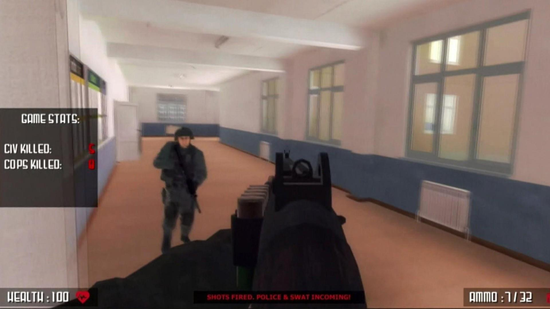 Active Shooter Game