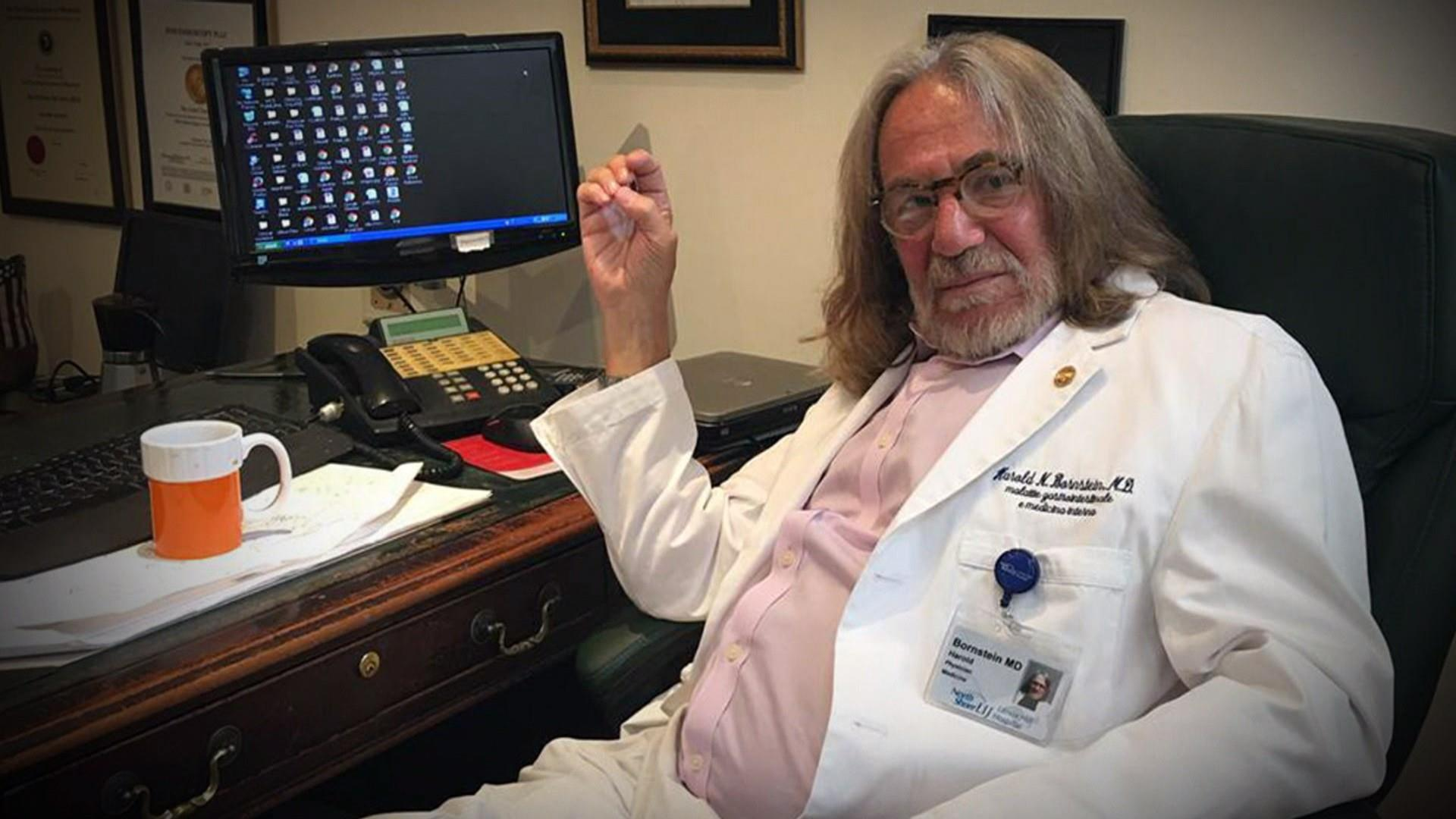 Trump doctor Harold Bornstein says bodyguard, lawyer 'raided' his office, took medical files
