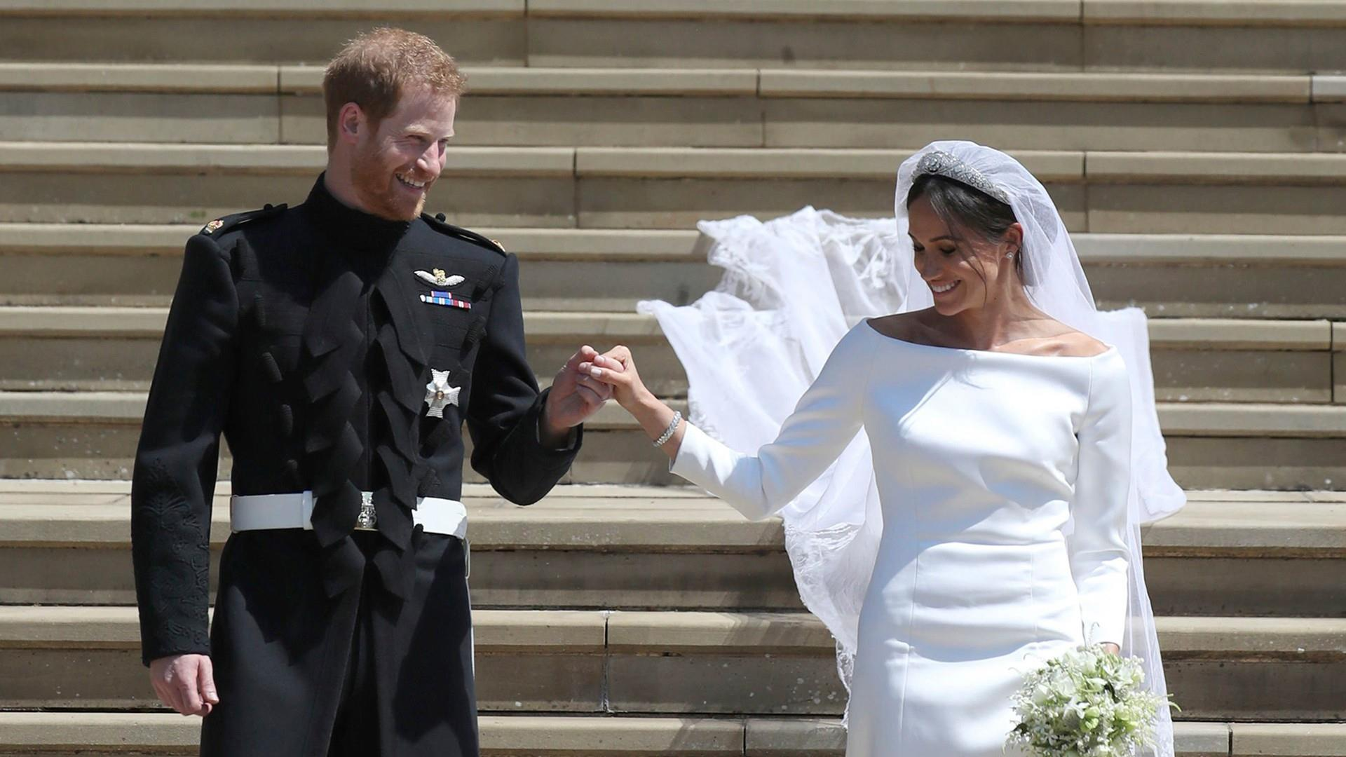 Meghan Markle And Prince Harry S Royal Wedding Offers An American Twist