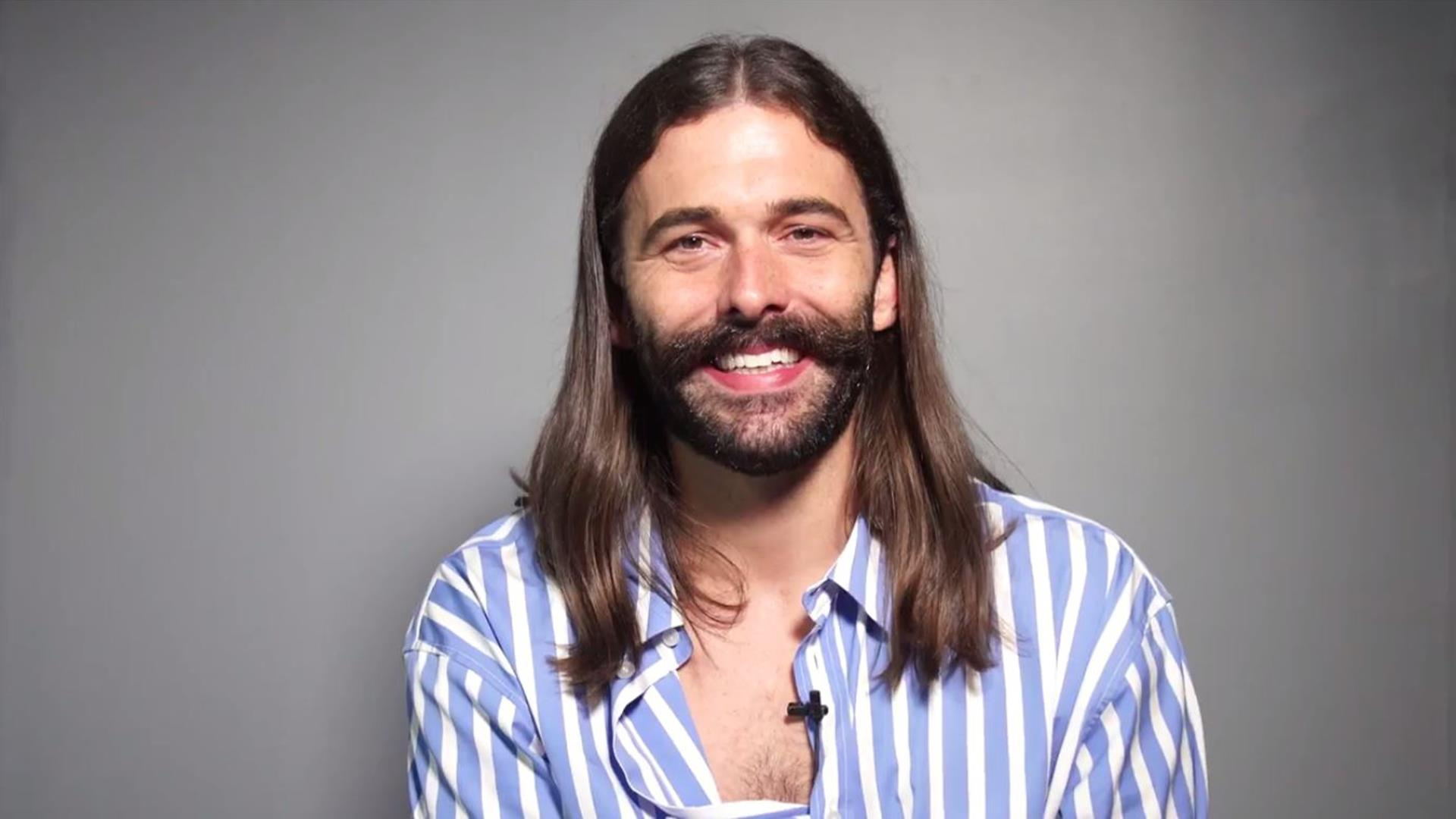'Queer Eye' star Jonathan Van Ness has 1 piece of advice for his younger self