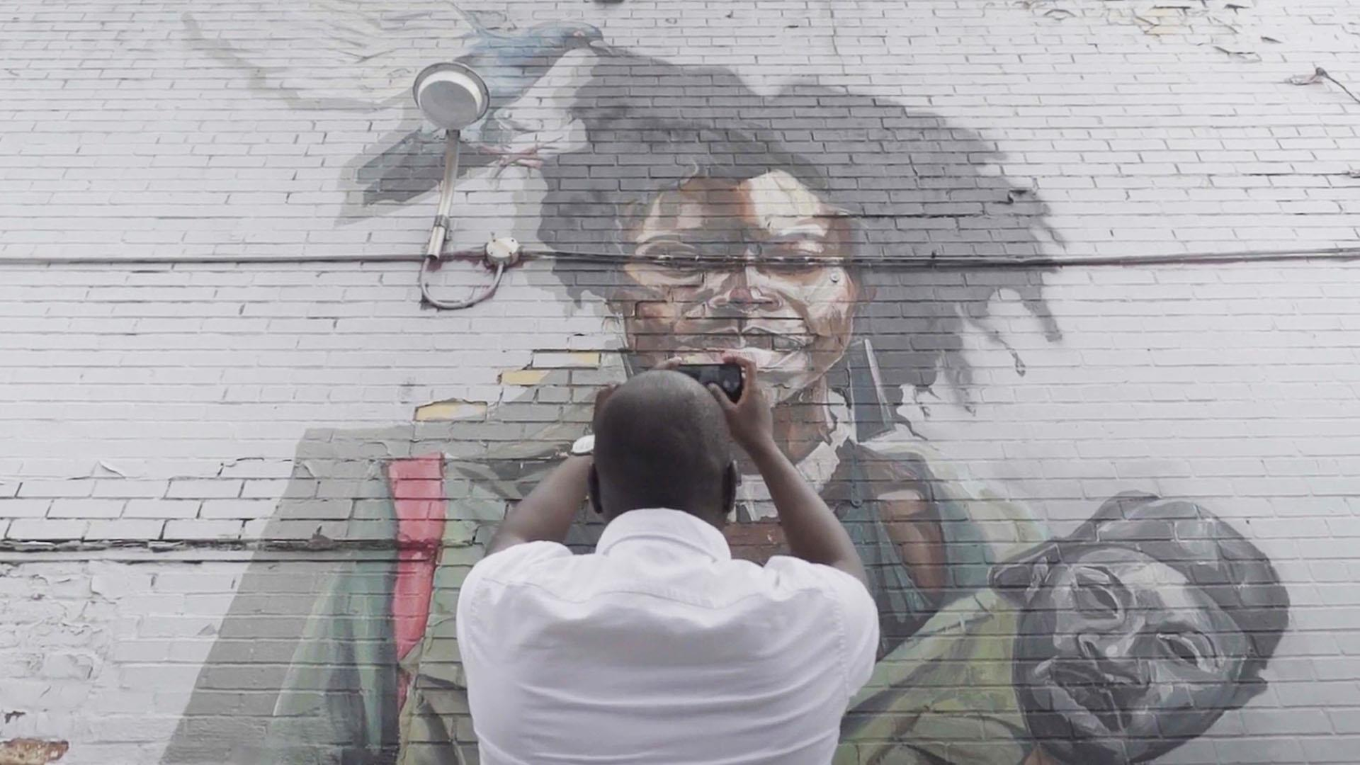 Detroit photographer aims to capture every mural in the motor city