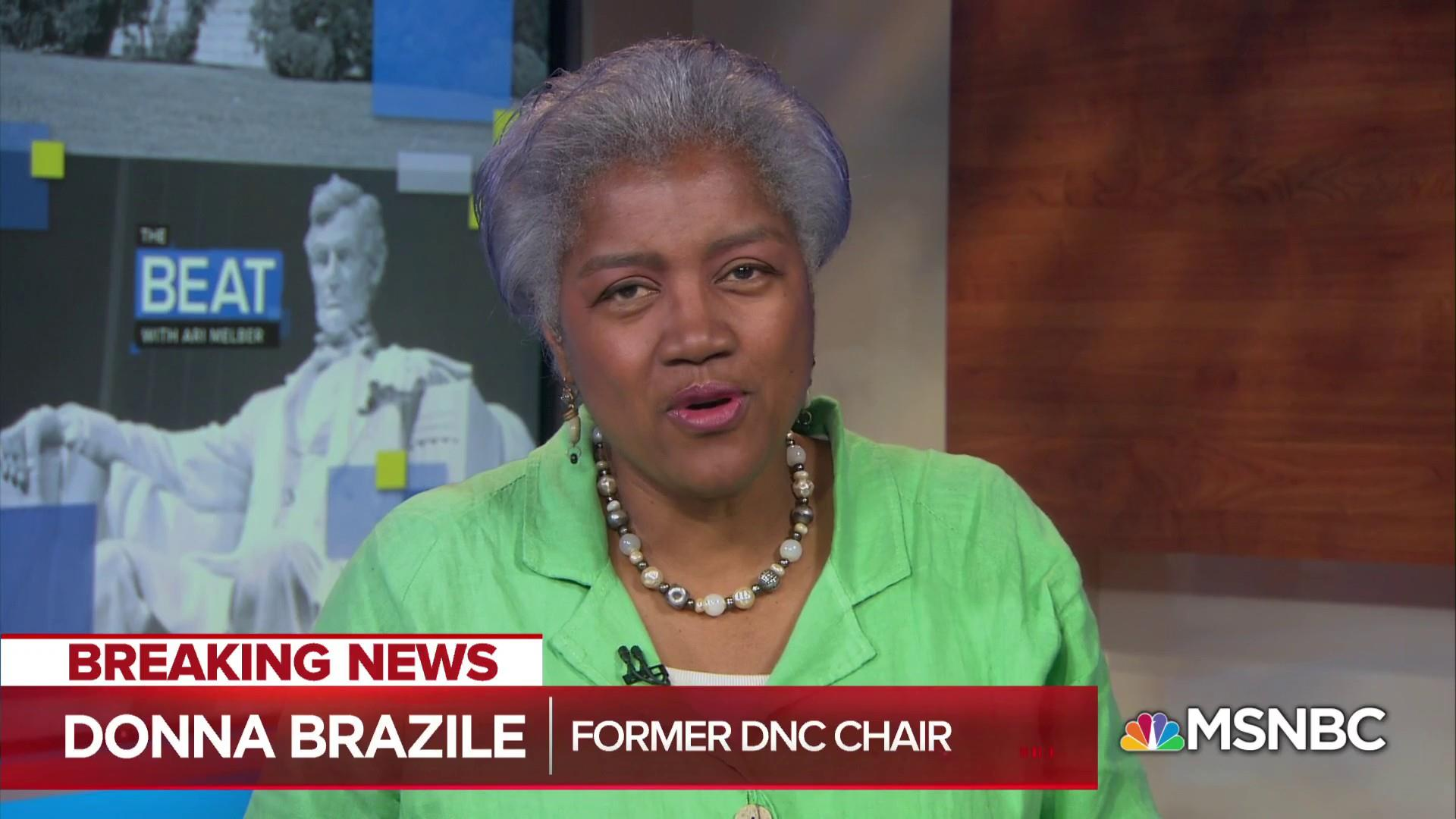 Donna Brazile: McConnell must meet his own Supreme Court standard