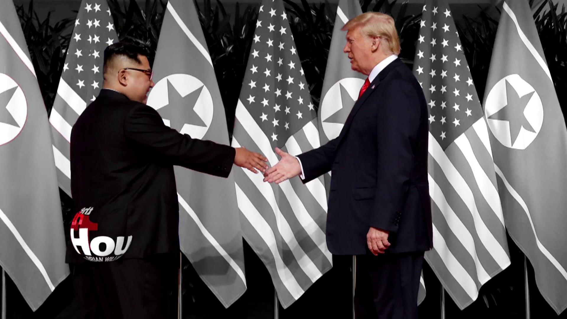 Trump shuns allies & predicts 'terrific' North Korea relationship