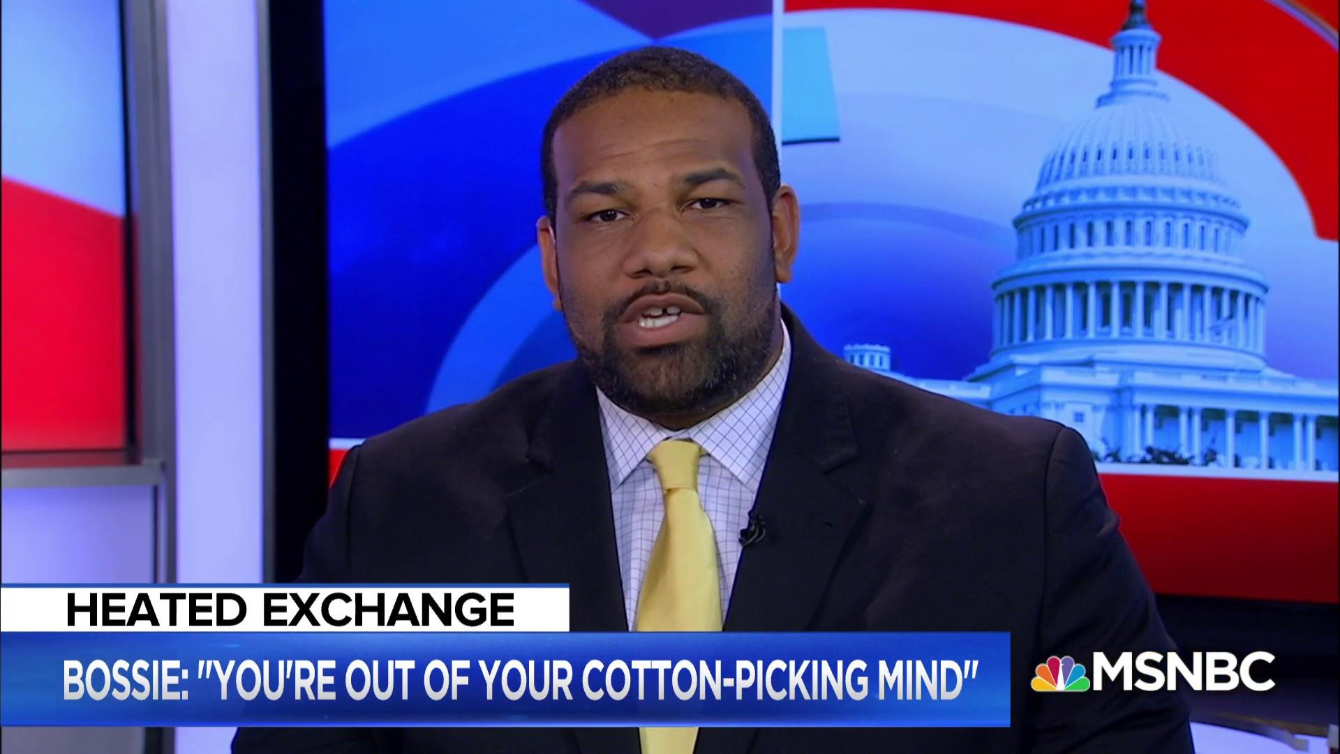 Joel Payne responds to 'cotton-picking mind' insult on Fox News