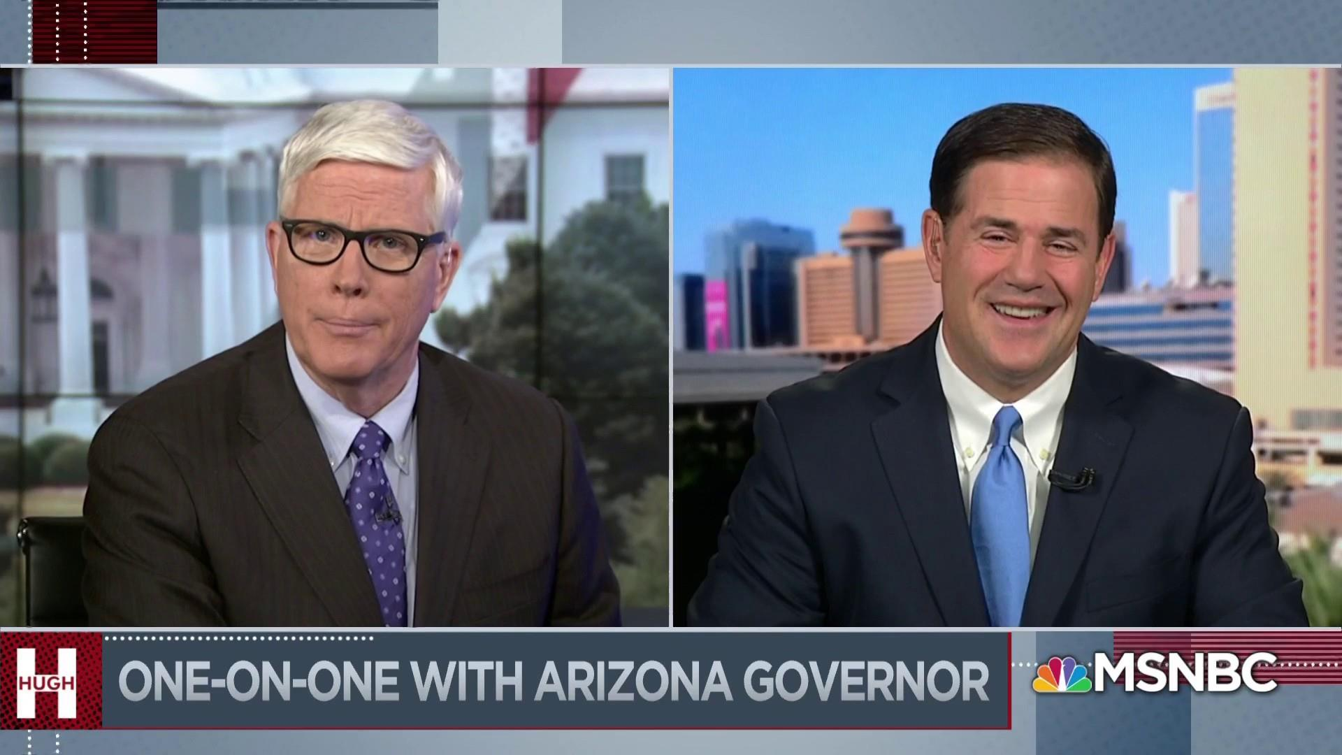 One on One with Gov. Doug Ducey