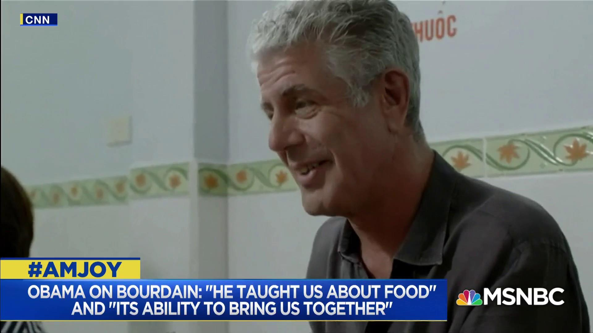 Remembering Anthony Bourdain, beloved chef, traveler, storyteller