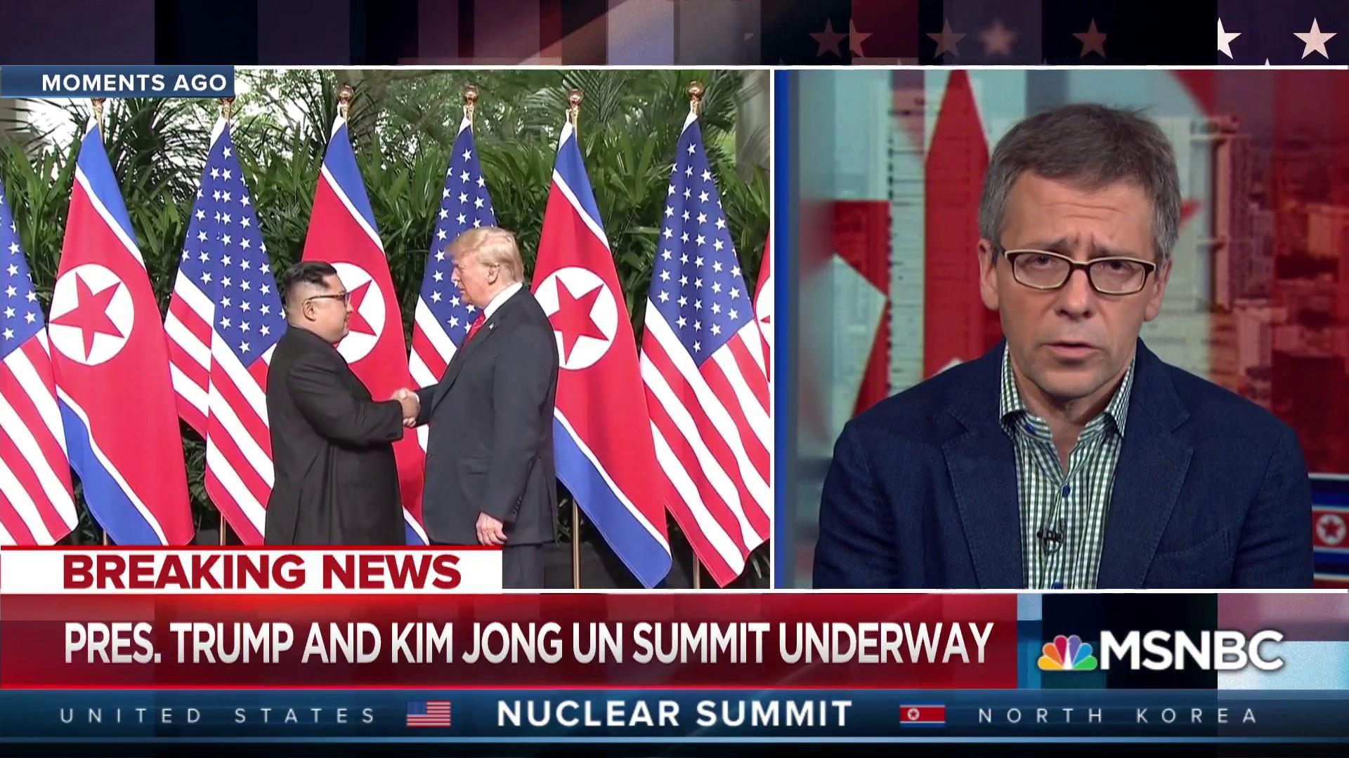Trump outreach brings Kim Jong Un into world community