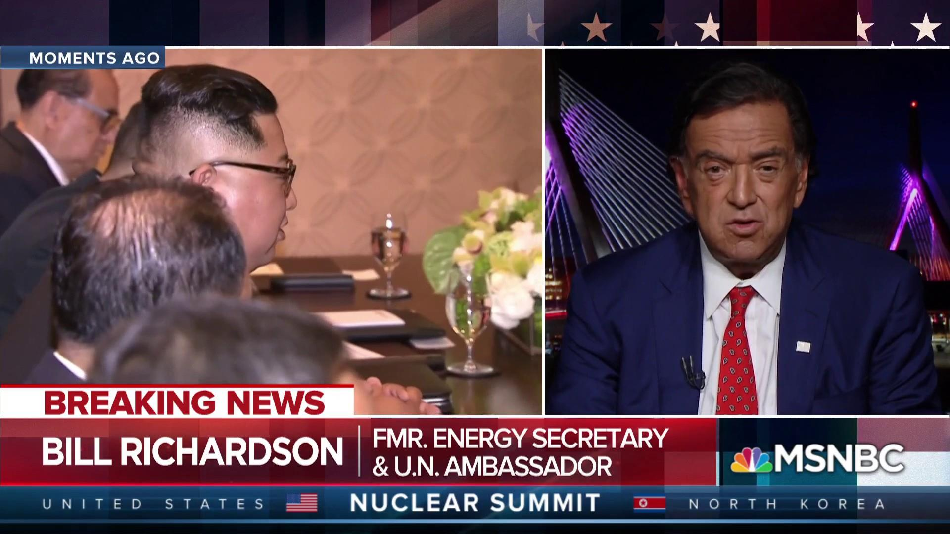 Summit marks normalization progress, but leaves nuclear questions