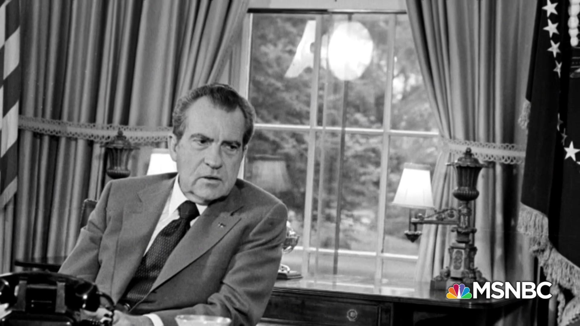 Nixon tapes remind why we have the Presidential Records Act