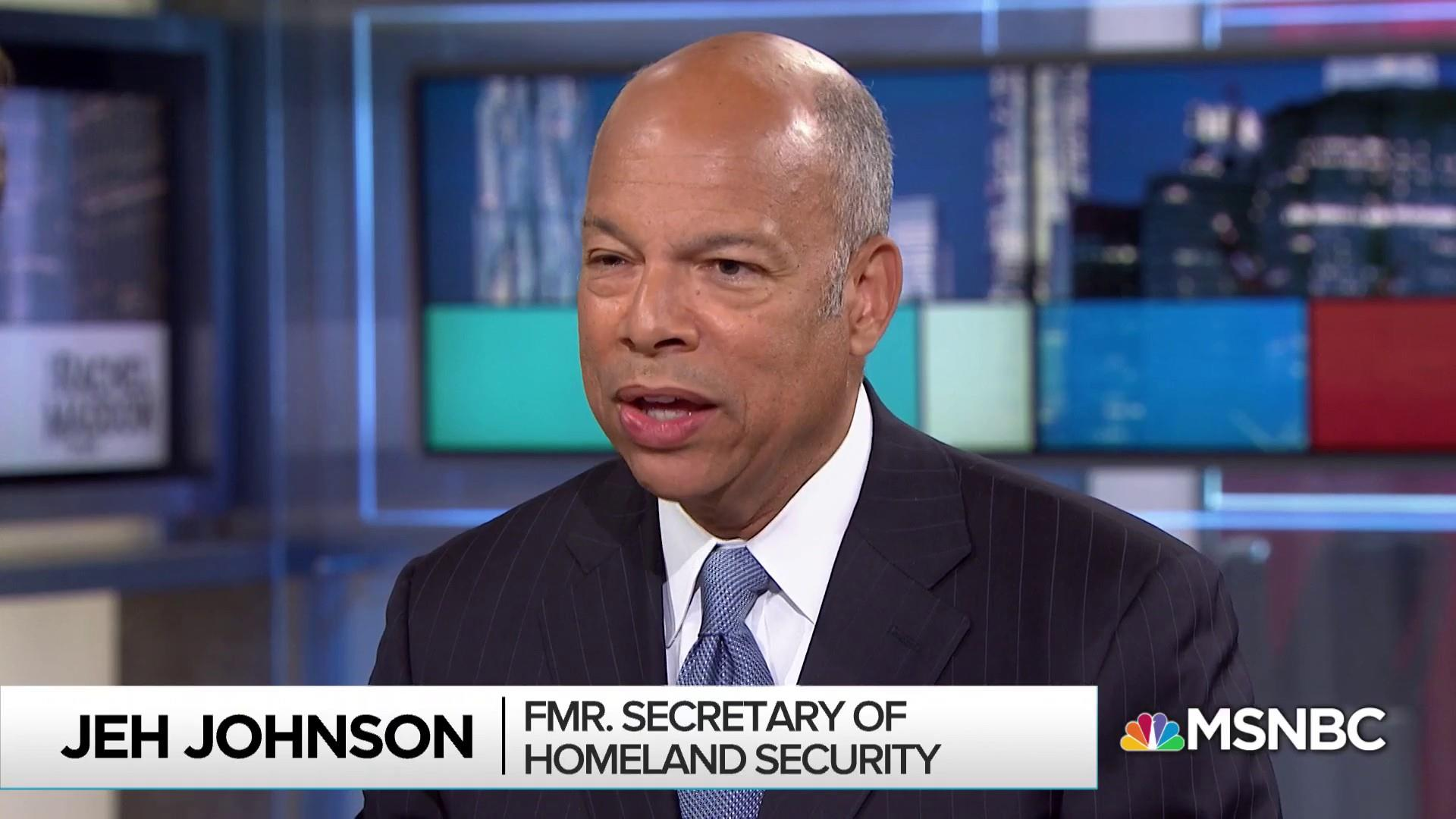 Johnson: Trump foreign policy failures hurting border effort