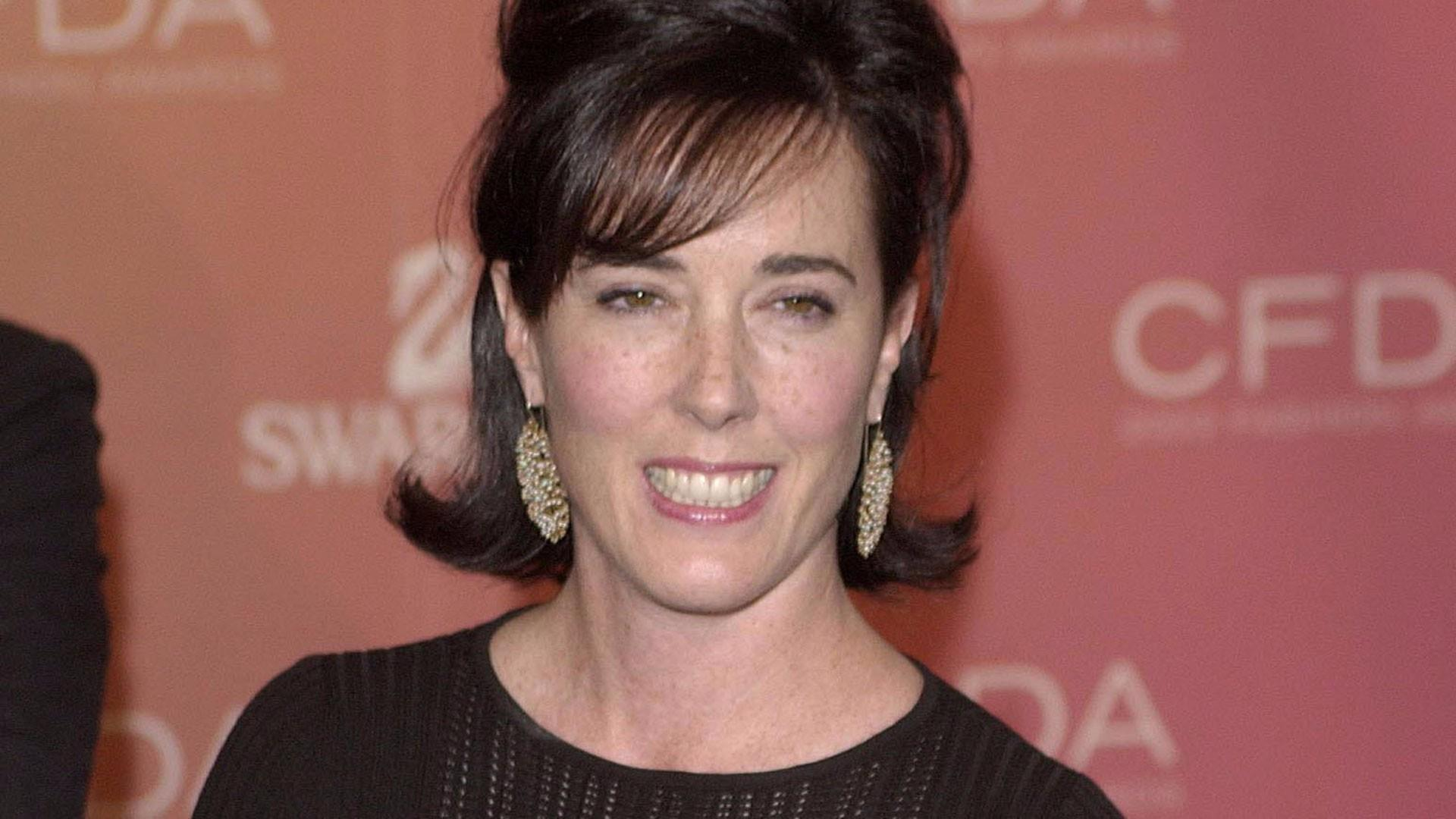 Designer Kate Spade found dead in apparent suicide