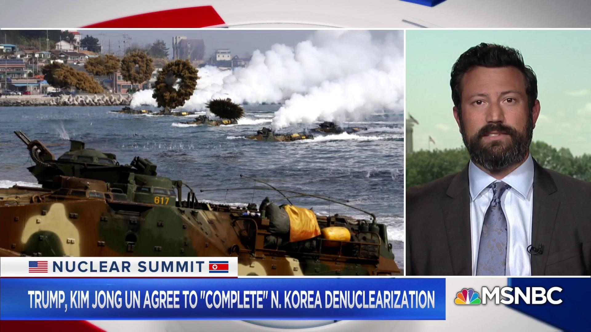 Disarming North Korea – how does it happen?
