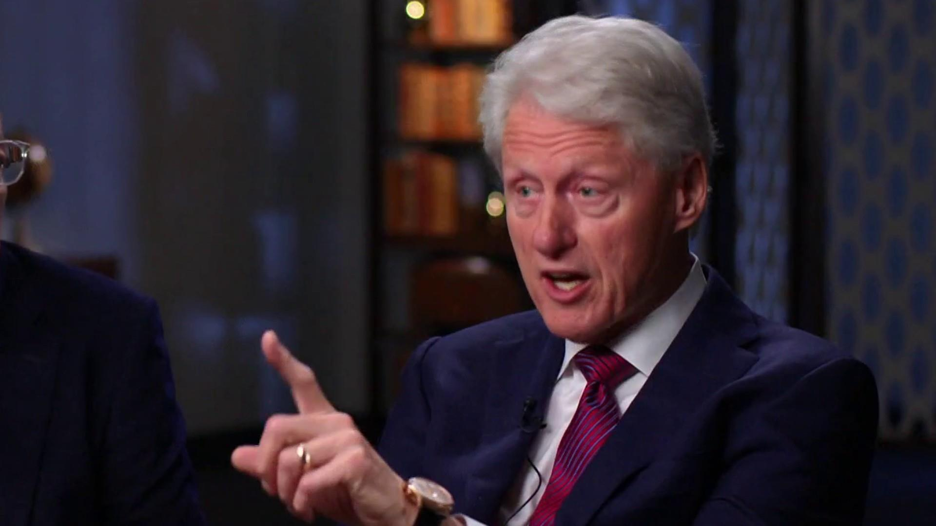 Does Bill Clinton need to evolve in the #MeToo era?
