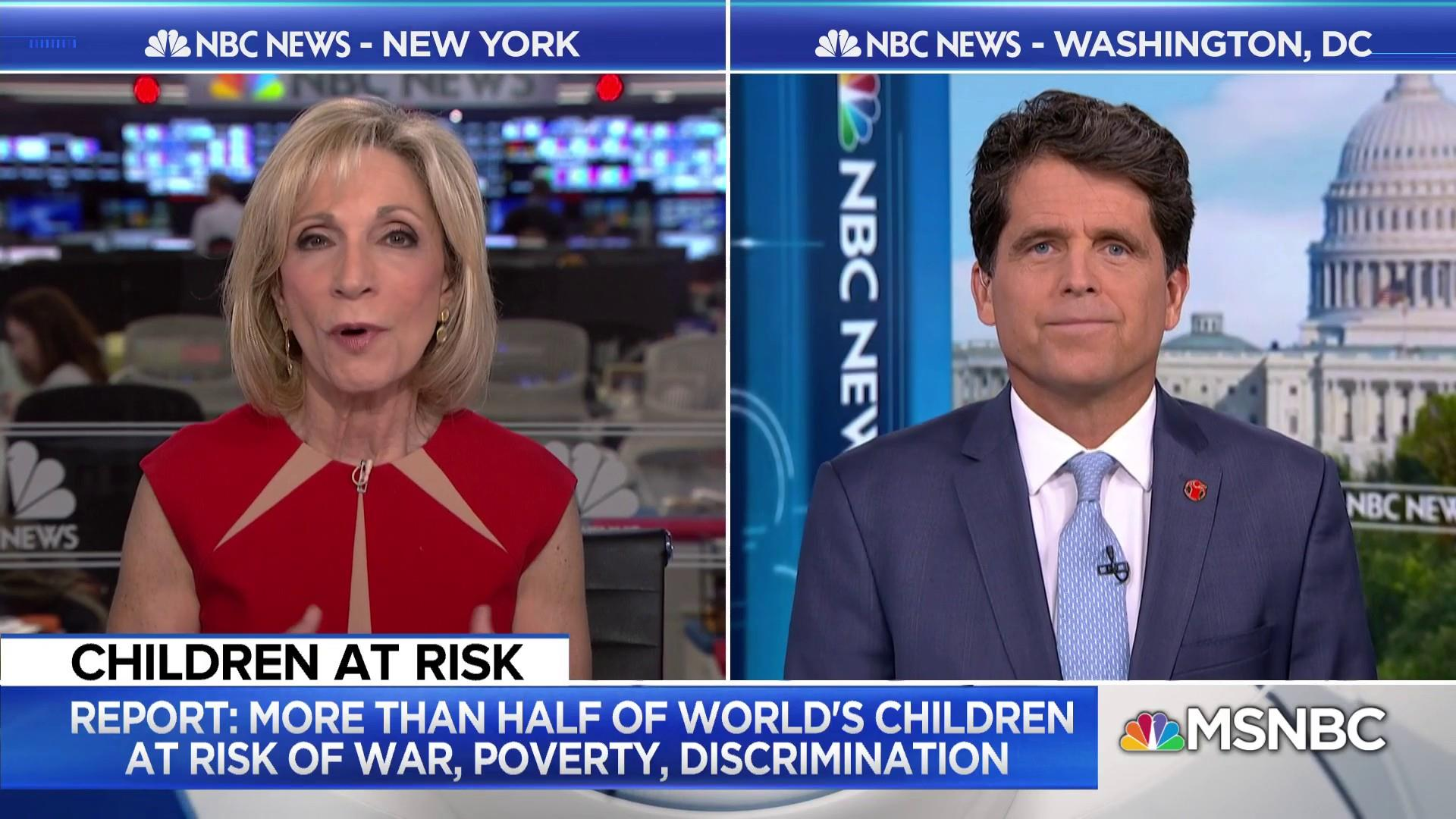 'Save the Children' working to combat poverty crisis
