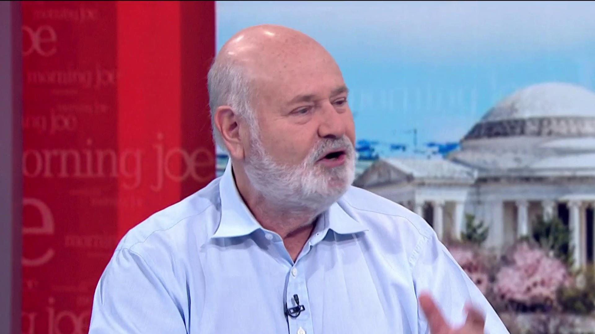Reiner on 'Shock and Awe,' truth in the age of Trump