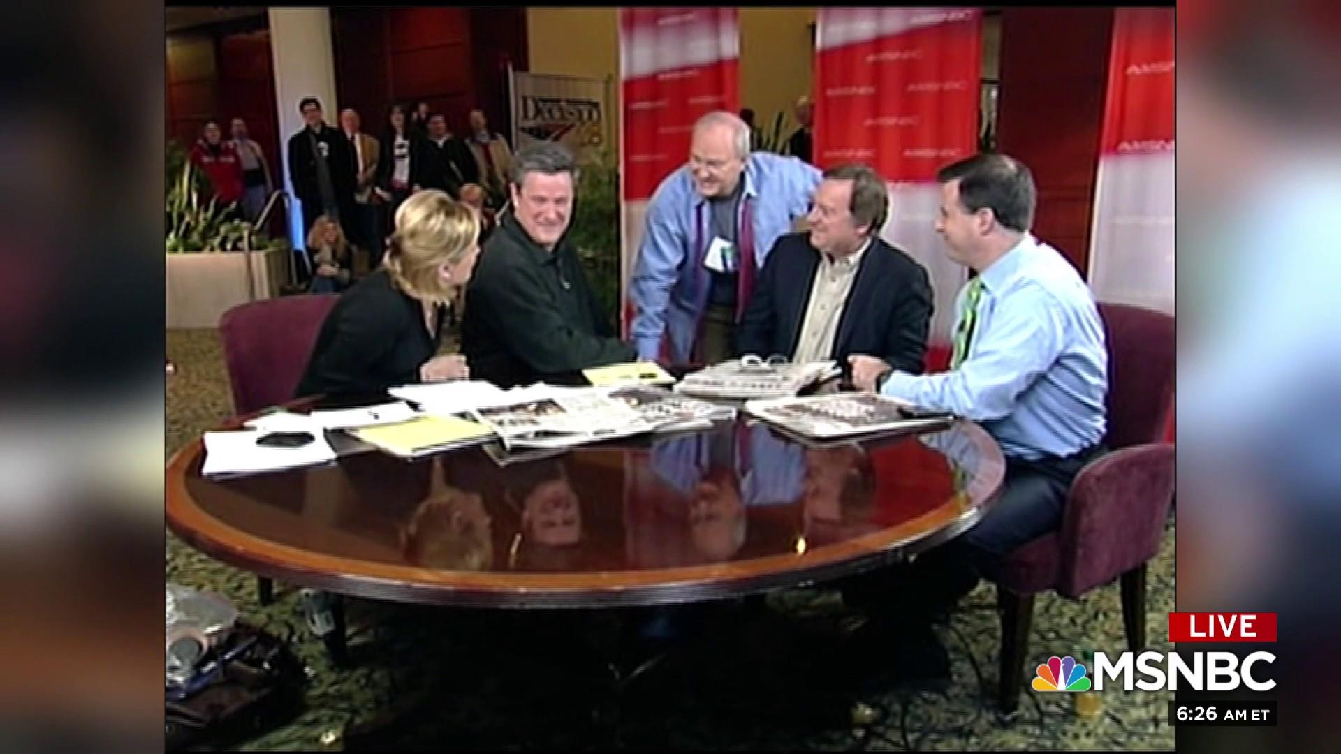 Remembering the life and legacy of Tim Russert