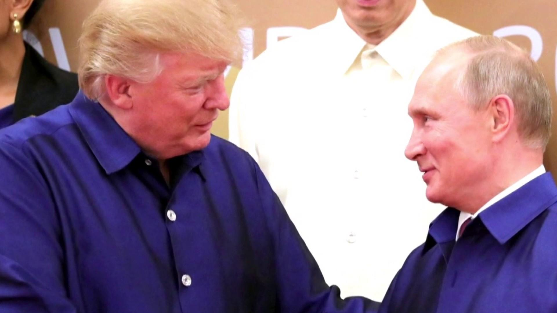 Trump makes stunning claims about Putin in interview