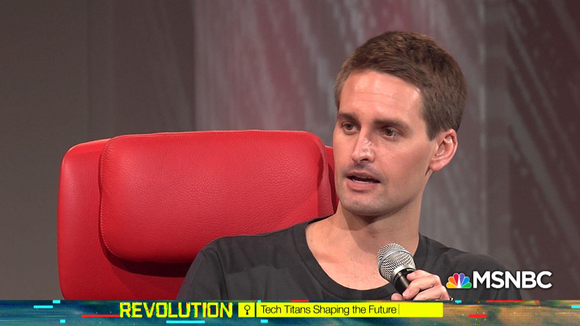 Snapchat CEO on redesign backlash and fixing 'mistakes'