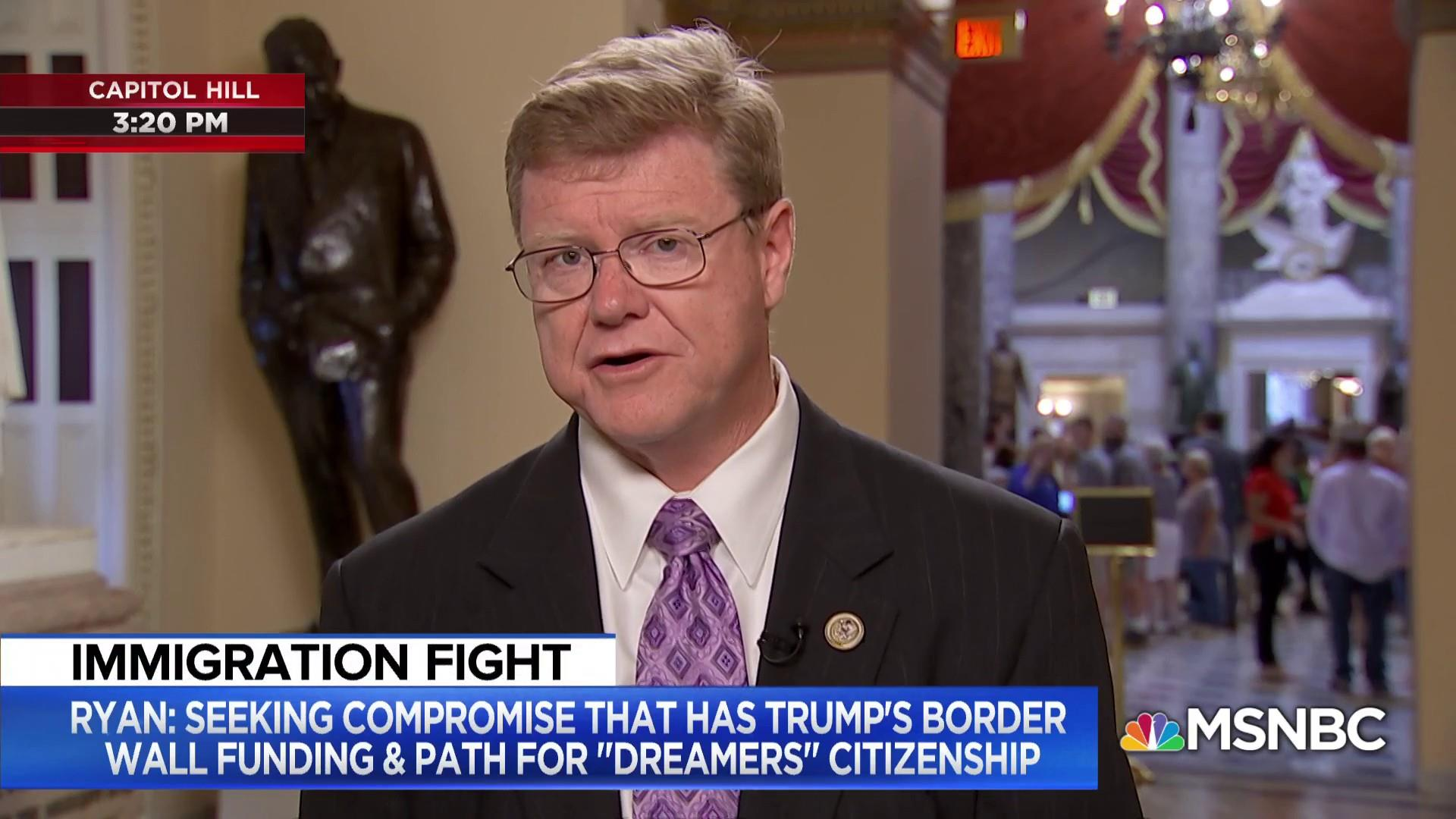 GOP Rep. Amodei on immigration legislation: Put something on the floor