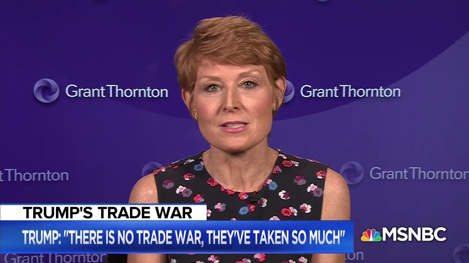 U.S. vs. China: The impact of Trump's trade war