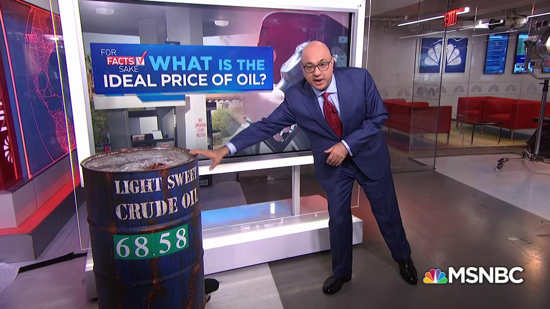 President Trump demanding cut in oil prices to lower gas prices