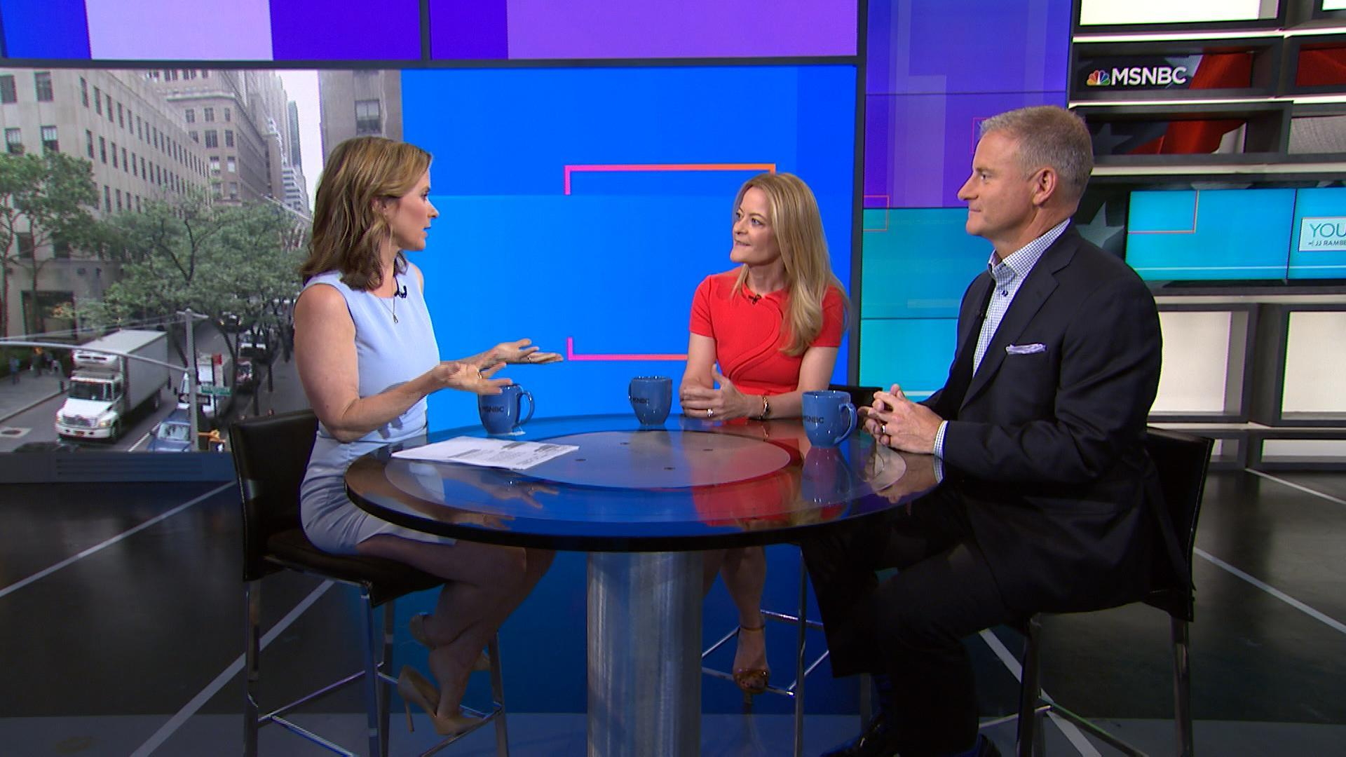 Melissa Biggs Bradley & Chris Sugden share this advice for business owners