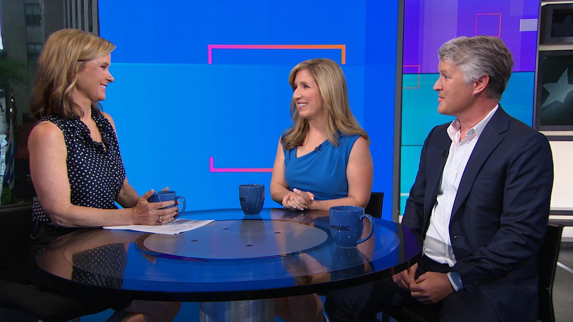 Tom Davidson & Jennifer Dulski share advice for growing your business