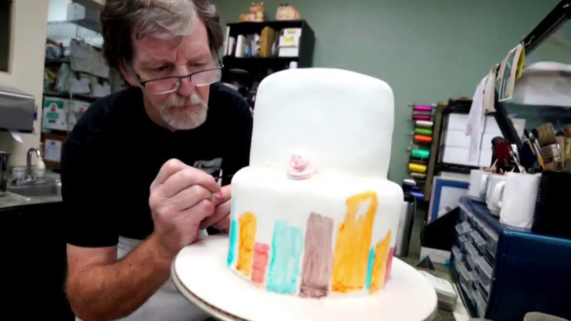 supreme court baker wedding cake decision in narrow ruling supreme court gives victory to baker who 20642