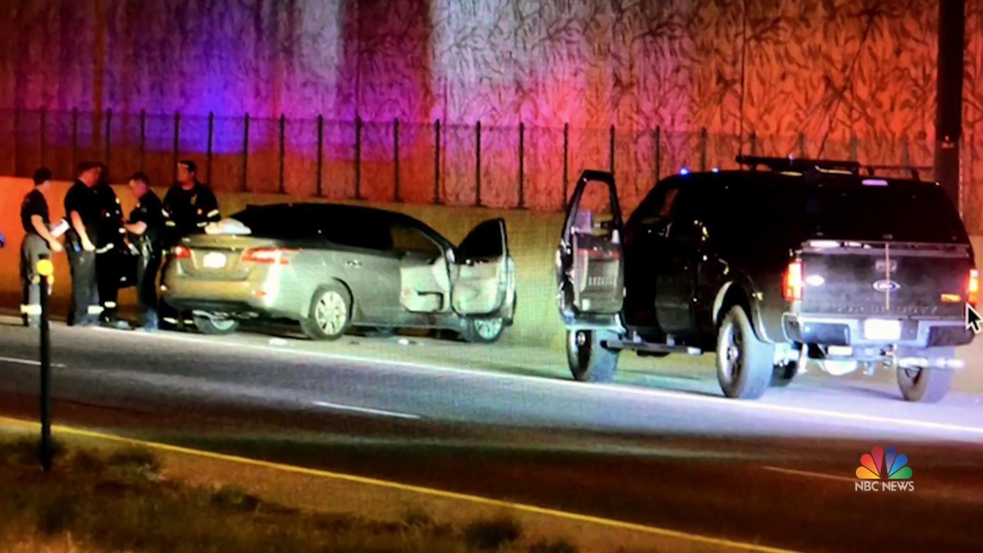 Uber driver arrested on suspicion of murder - NBC News
