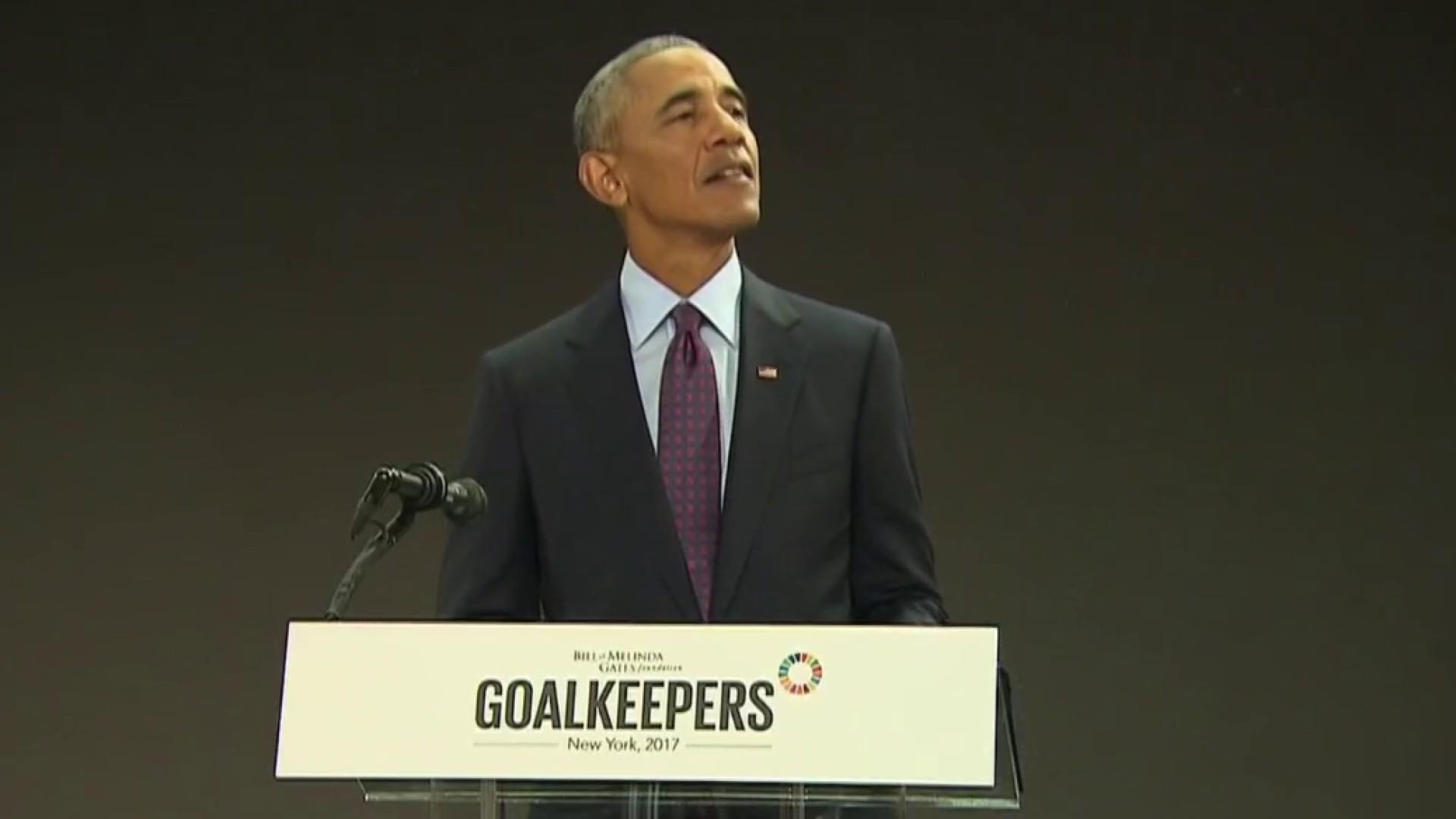 Pres. Obama and Jon Stewart; different method, same message