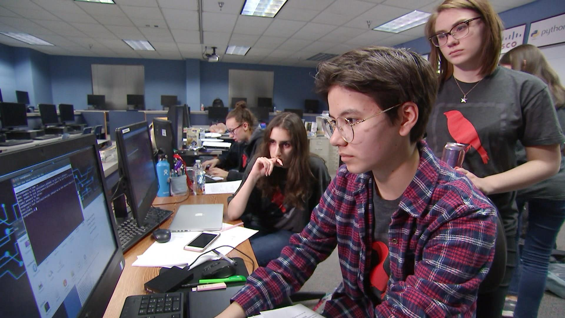 CyberPatriot trains kids to protect America from hackers