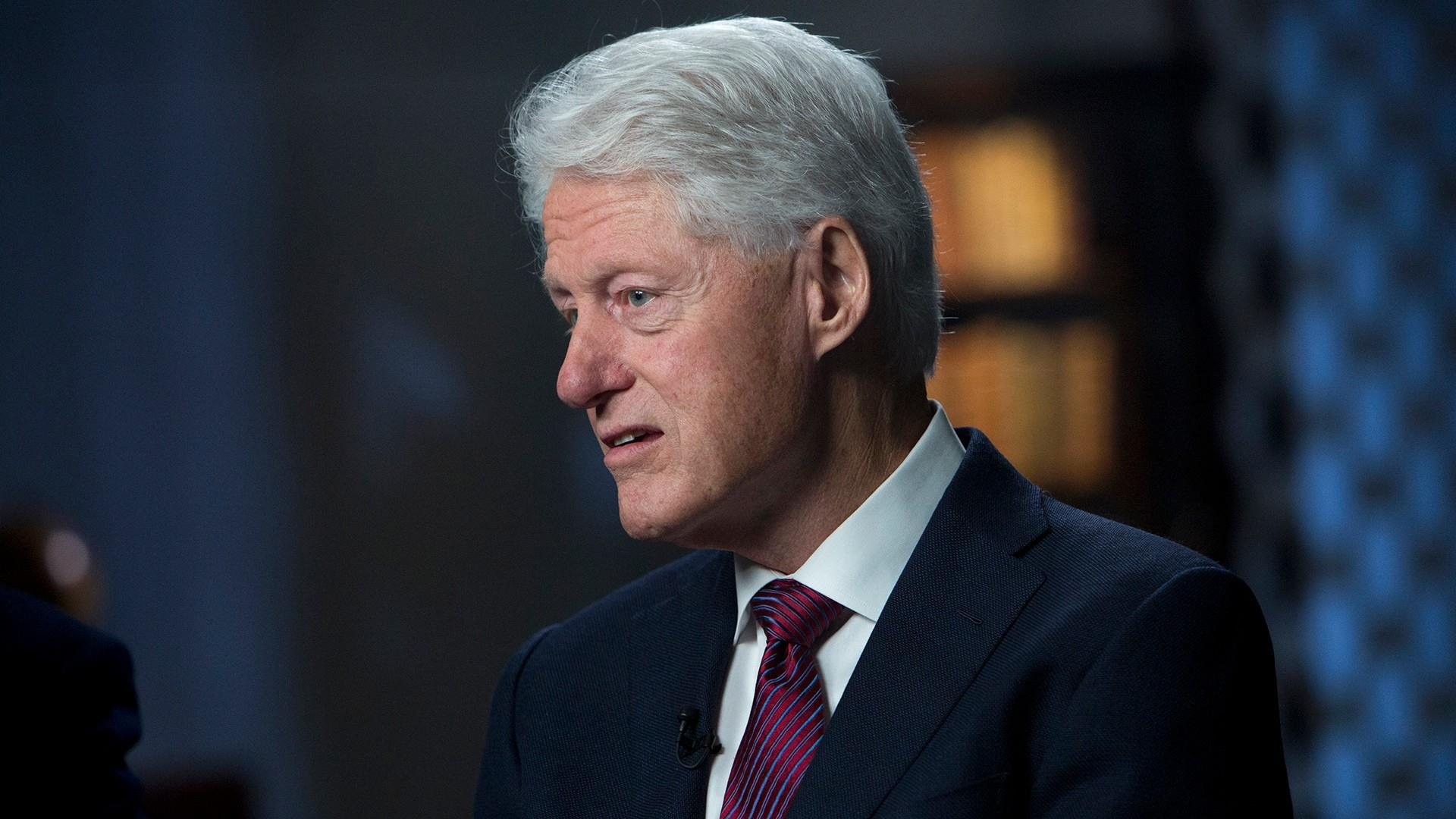 memeorandum: Bill Clinton: I wouldn't have done anything