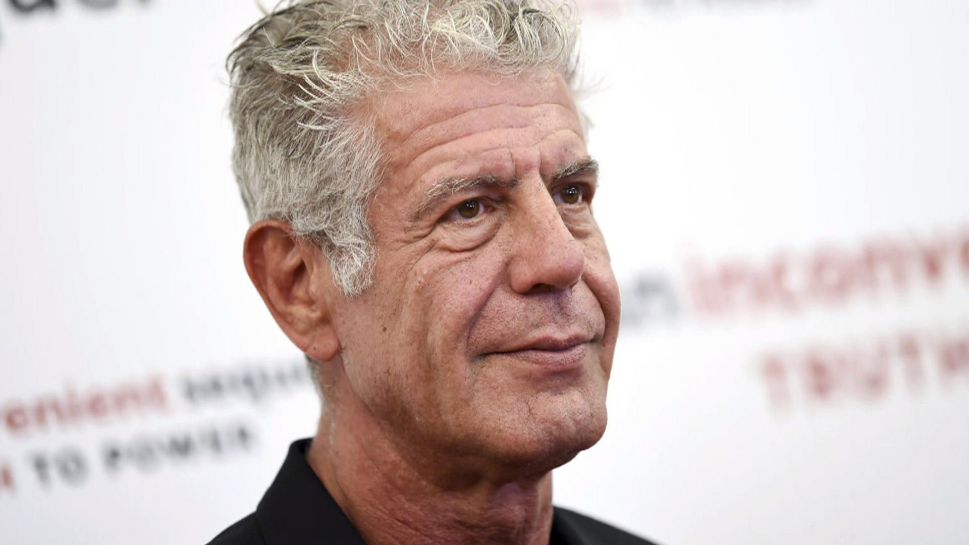 Anthony Bourdain's mother remembers him as 'feisty and ...