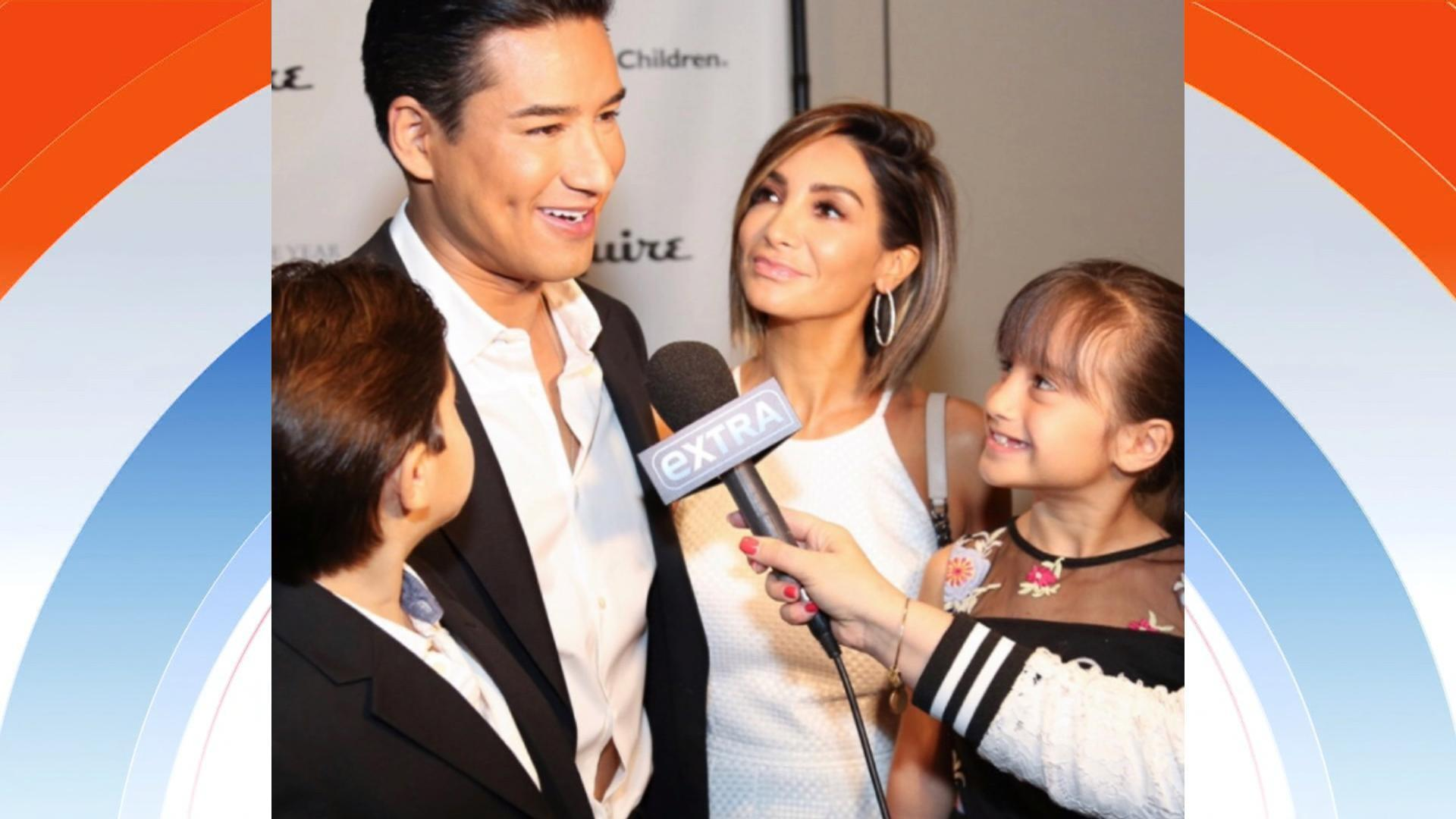 Mario Lopez And Wife Are Expecting Their 3rd Child