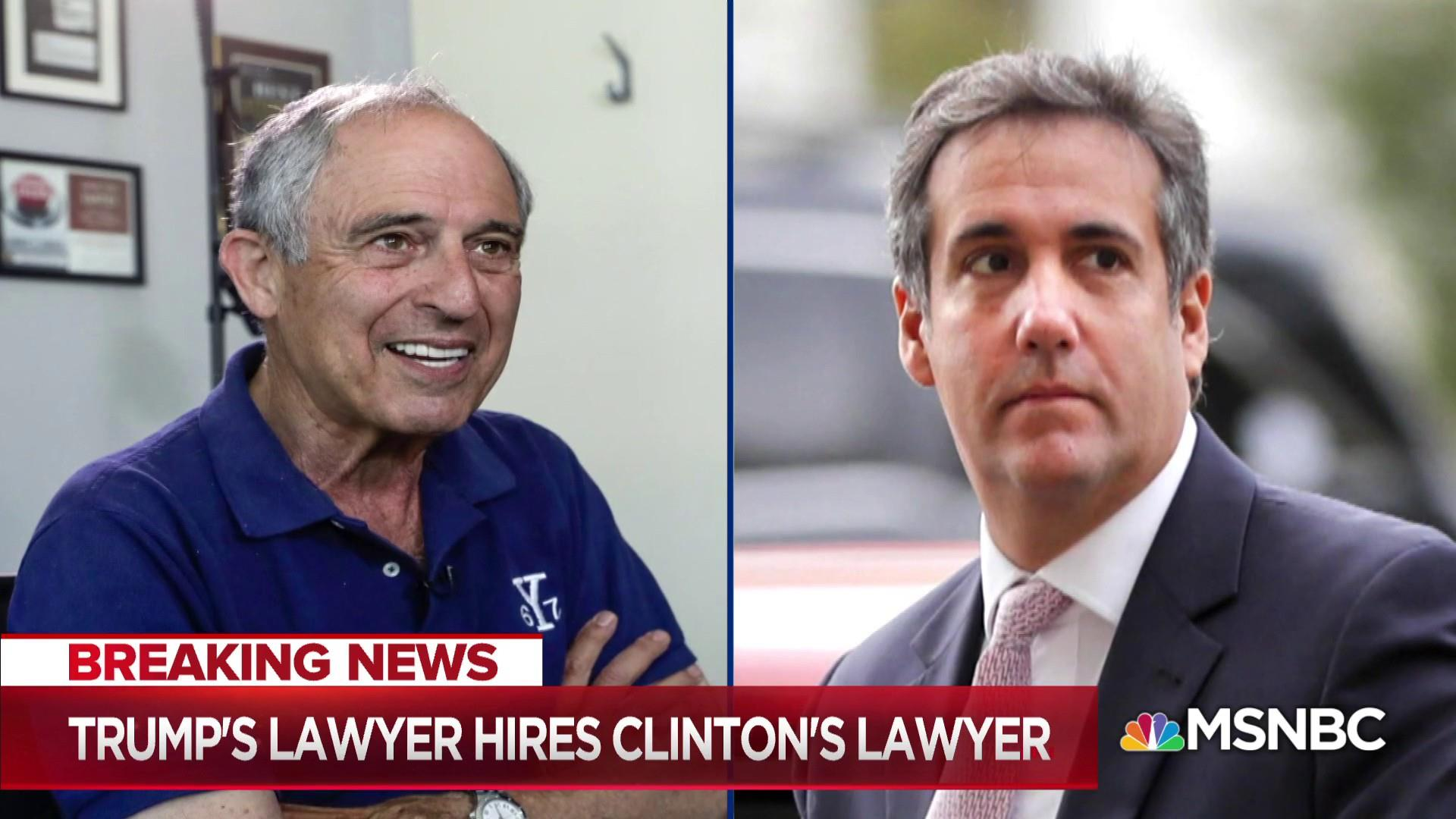 Trump's former lawyer: No question Michael Cohen will cooperate