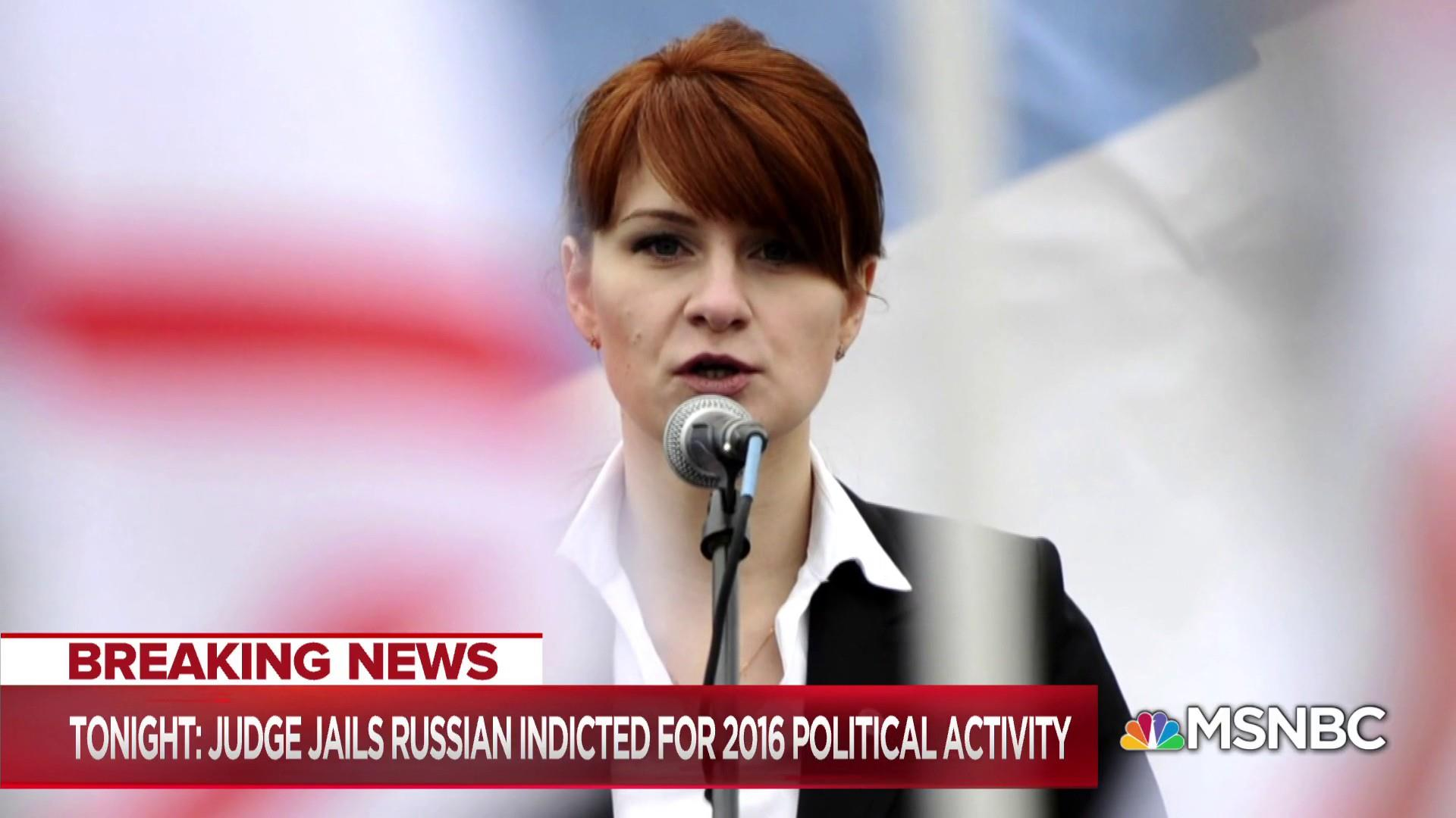Alleged Russian agent jailed before trial