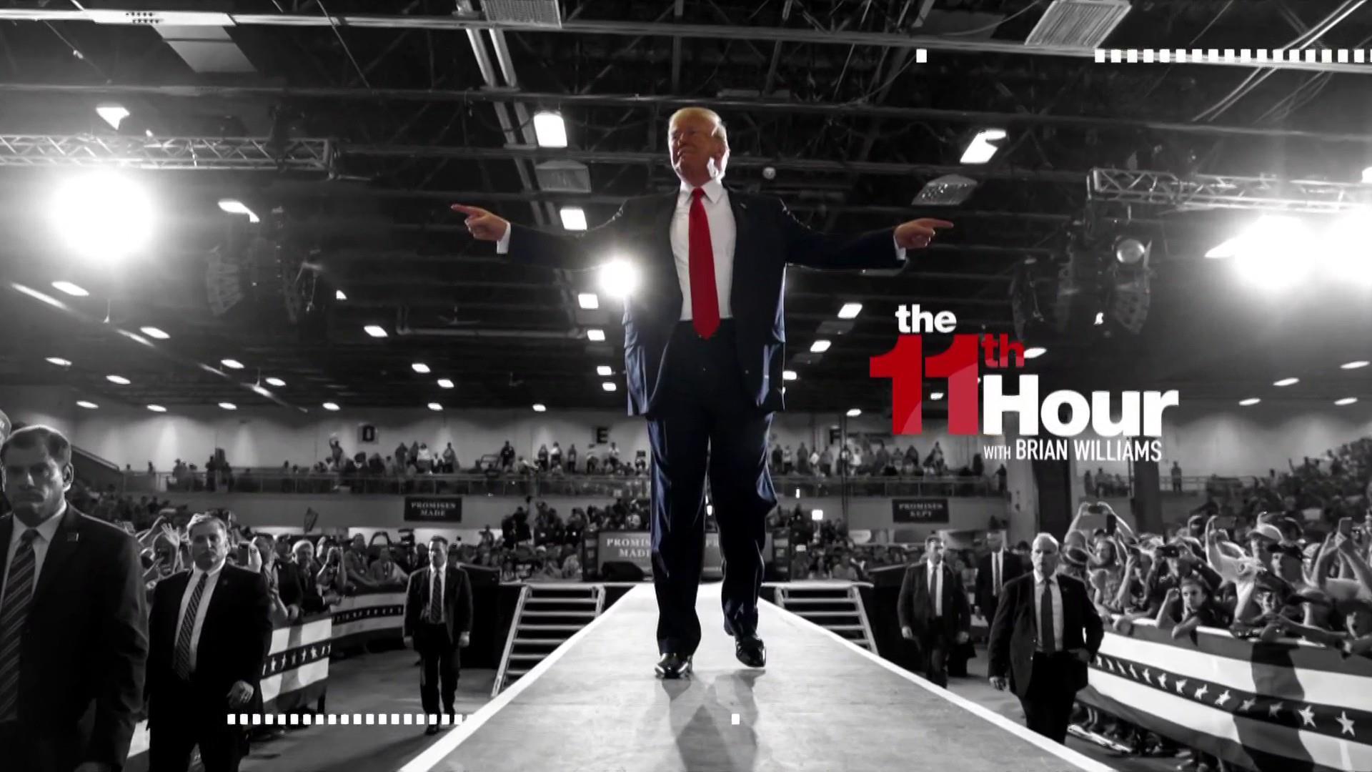 Trump's week ahead: SCOTUS pick, NATO summit, & Mueller probe