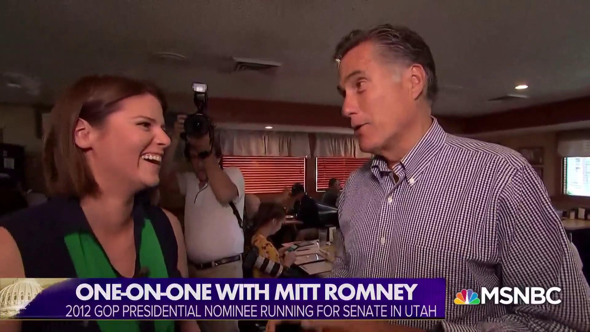 Romney: Russia probe is 'totally appropriate'