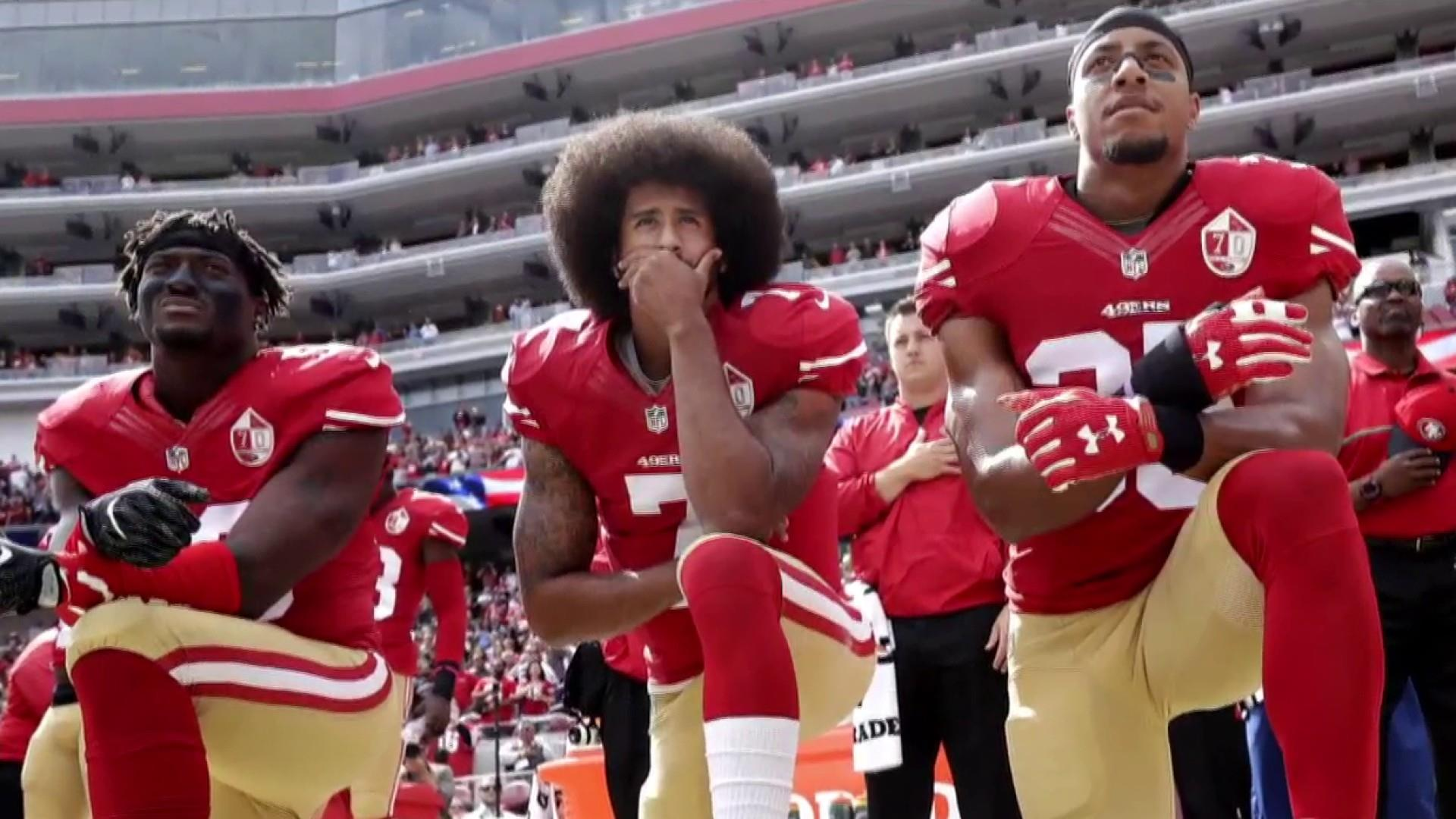 Jamil Smith: Let's not blame NFL players for political mess this has become