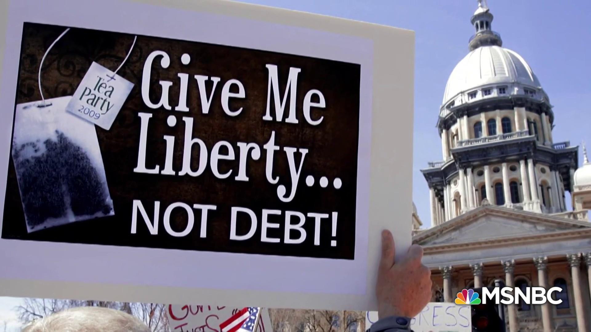 Avik Roy: Tea Party supports big government that benefits its members